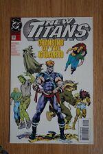 Dc The New Titans #114 (Sept,1994) Modern Age Comic