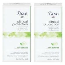 Dove Clinical Protection Cool Essentials Antiperspirant 2 Pack