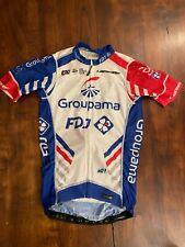 Maglia estiva HOT SUMMER bici ALE' S FDJ GROUPAMA PR.S ciclismo bike jersey