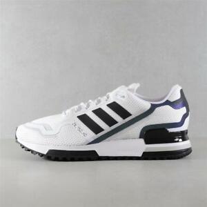 Mens adidas Originals ZX 750 HD White/Black Trainers (00C31) RRP £84.99