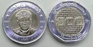 Algeria - 200 Dinars 2021 UNC comm. Lemberg-Zp
