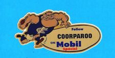 FOLLOW COORPAROO MOBIL Decal Sticker OILS PROMO afl vfl QUEENSLAND AUSSIE RULES