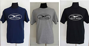 MOTO GUZZI OVAL motorcycle t-shirt - SMALL to 5XL -The Allsorts Group