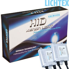 2x LICHTEX Ultimate CAN-Bus HID Xenon Scheinwerfer Steuergerät 12V 35W AC AM