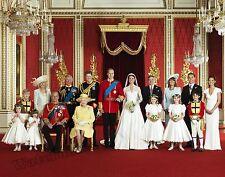 Photograph Royal Wedding Kate Middleton & Prince William  2011  8x10
