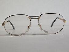 Cazal Vintage Eyeglasses - NOS - Model 739 - Col. 375 - Silver,Gold,Marble Gray