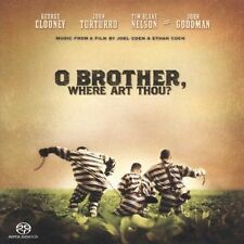 SOUNDTRACK O Brother Where Art Thou? (OH) Saggy Bottom Boys Music CD