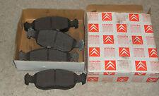 Citroen Saxo Xsara Peugeot 106 Front Brake Pads Part Number 4251.70 Genuine