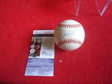 John Smiley Minnesota Twins OAL Autographed Baseball JSA COA