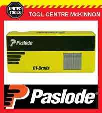 PASLODE 50mm C1 / CI SERIES 18 GAUGE GALVANISED BRADS / NAILS – BOX OF 5000