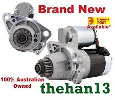 Starter Motor For Nissan X-trail T30 T31 Engine  QR25DE  2.5L Auto Engine