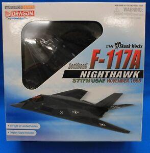 DRAGON WINGS 51051 Plastic Model LOCKHEED F-117A NIGHTHAWK 1:144 Scale Rdy Made