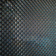 metallic Carbon fiber &gold reflection mixed fabric 250gsm Carbon cloth 50*100cm