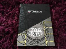 Tag Heuer Watch Catalogue - Baselworld 2018 - Carrera, F1, Senna, Monaco, Indy