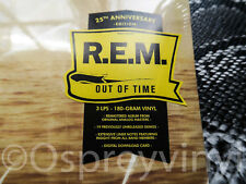REM R.E.M. Out of Time 25th Anniversary 3 LPs 180gm Unreleased Demos + Digital