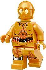 LEGO Star Wars C-3PO mini figure 75136 75159 75173