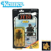 Authentic Kenner Vintage Star Wars Weequay Action Figure Factory Sealed Carded