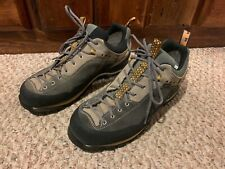 Garmont Dragontail Mountain GTX Approach Hiking Boots Shoes Men's Size 10.5 Gray