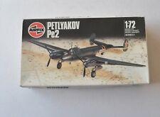 Airfix 1/72 Scale Petlyakov Pe2 Unmade Plastic Kit