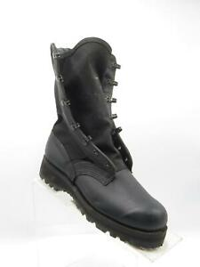Belleville Sz 2.5 W Black Hot Weather Type 1 Lace Up Combat Boot Shoes For Women