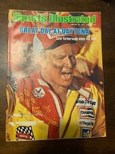Sports Illustrated - Cale Yarborough - February 28, 1977 -(M13A)