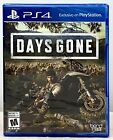 Days Gone Sony PlayStation 4 PS4 Video Game - New & Sealed Region Free