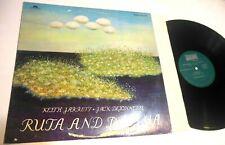 Ruta And Daitya by Keith Jarrett LP jazz Jack Dejohnette