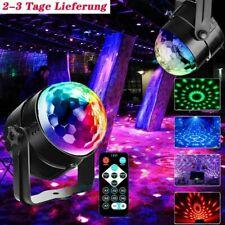 LED Discokugel DJ Party RGB Laser Bühnenbeleuchtung Halloween Weihnachten Show