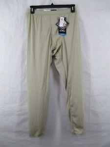 Gen 3 Level 1 Large Regular Sand Tan Silk Weight Drawers ECWCS Army USGI NWT