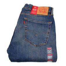 Levi's Herren-Jeans 505 Hosengröße 36 in Plusgröße