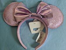 Disney Parks Minnie Ears Headband Lilac Purple Lavender New in 2020
