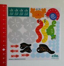Autocollant/sticker: ello creation système - 2002 Mattel (25061683)