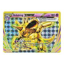 Pokemon XY Evolutions Nidoking BREAK 46/108  Rare BREAK Card