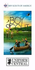 New BSA Boy Scouts of America Offical 2016 Handbook - 13th Edition Perfect Bound