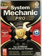 Iolo System Mechanic Pro  Unlimited PCs in Home For Windows 7, 8, Vista, XP