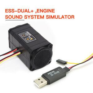 Sense Innovations ESS DUAL Plus Engine Sound Simulator For SCX10 II TRX-4 #ESS
