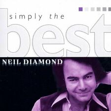 Neil Diamond-Simply The Best/CD/NUOVO + non usato-MINT!