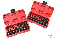 "1/2"" Drive Impact Socket Hex Bits 
