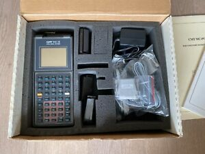 Calculateur CMT Corvallis Microtechnology MC-II 8088hand-held computer