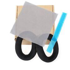 Velour Ear Pads Cushion For Sennheiser HD545 HD565 HD580 HD600 HD650 Headphones