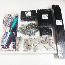 MakerBeam Starter-kit 10x10 schwarz