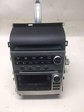 05-06  INFINITI G35 2D 6 SPEED MT BOSE RADIO 6 CD CHANGER RE MANUFACTURED 50K
