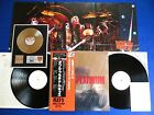KISS Double Platinum 【PROMO WHITE LABEL】 Japan 1st Press 2LP w/OBI Insert NM/NM-