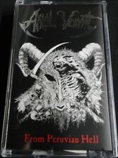 ANAL VOMIT - From Peruvian Hell. Tape