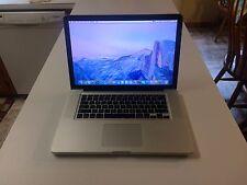 "Macbook Pro 15"" Mid 2012, i7 2.6 GHz, 8 GB Ram, 500 HDD, NVIDIA GeForce GT 650M"
