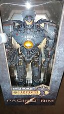 PACIFIC RIM JAEGER GIPSY DANGER 1/4 18 INCH ACTION FIGURE NECA LED LIGHTS UP