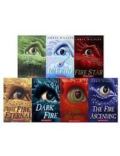 The Last Dragon Chronicles Complete Set 1-7 Juvenile Fantasy Fiction Series New!