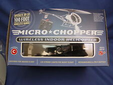 Micro Chopper Wireless Indoor Helicopter NIB