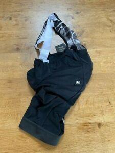 Giordana Mens Silverline Bib Shorts - Black - XXL