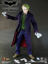 Sideshow Hot Toys MMS68 Heath Ledger Joker The Dark Knight MIB Batman Bale